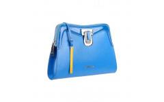 CROMIA L0865 сумка синяя