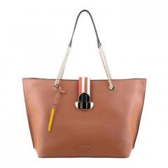 CROMIA S1358 сумка коричневая