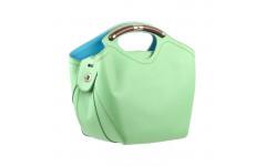 GIRONACCI PELLETTERIA L1661 сумка зеленая