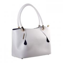 GIRONACCI PELLETTERIA L1671 сумка белая