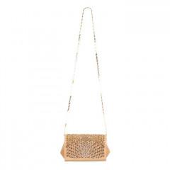LORIBLU W0074 сумка золотая