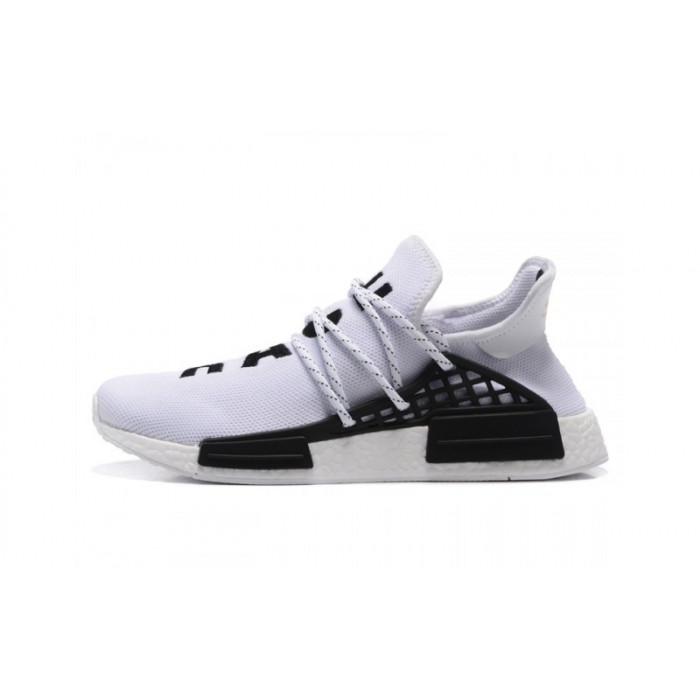 Pharrell Williams x Adidas NMD Human Race White