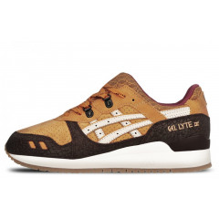 Asics Gel Lyte III Workwear Pack Brown