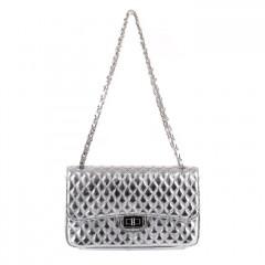 SARA BURGLAR N0195 сумка серебрянная